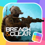 Breach Clear Military Tactical Ops Combat APK MOD Unlimited Money for android