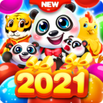 Bubble Shooter 5 Panda APK MOD Unlimited Money 1.0.35 for android
