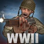 Call of Army WW2 Shooter – Free Action Games 2020 APK MOD Unlimited Money 1.3.3 for android