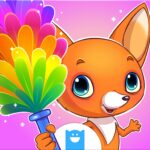 Clean Up Kids APK MOD Unlimited Money 1.25 for android