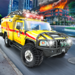 Emergency Driver Sim City Hero APK MOD Unlimited Money 1.3 for android
