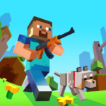 Fire Craft 3D Pixel World APK MOD Unlimited Money 1.22 for android