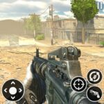 Freedom of Army Zombie Shooter Free FPS Shooting APK MOD Unlimited Money 1.5 for android