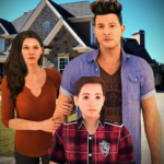 Happy Virtual Family Simulator – Family Dad Life APK MOD Unlimited Money 1.0.0 for android