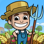 Idle Farm Tycoon – Merge Simulator APK MOD Unlimited Money 0.30 for android