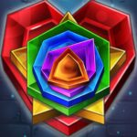 Jewel Mine Quest Match-3 puzzle APK MOD Unlimited Money 1.0.8 for android