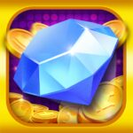 Lucky Diamond Jewel Blast Puzzle Game to Big Win APK MOD Unlimited Money 1.1.8 for android