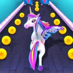Magical Pony Run – Unicorn Runner APK MOD Unlimited Money 1.4 for android