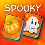 Mahjong Spooky – Monster Halloween Tiles APK MOD Unlimited Money 3.3.0 for android