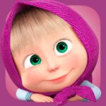 Masha and the Bear. Games Activities APK MOD Unlimited Money 5.3 for android