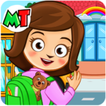 My Town Preschool Free APK MOD Unlimited Money 1.01 for android