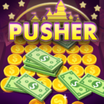 Pusher Mania APK MOD Unlimited Money 1.1 for android