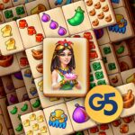 Pyramid of Mahjong A tile matching city puzzle APK MOD Unlimited Money 1.1.100 for android