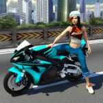Racing Girl 3D APK MOD Unlimited Money 13 for android