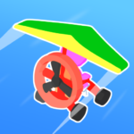 Road Glider – Incredible Flying Game APK MOD Unlimited Money 1.0.17 for android