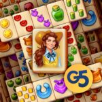 Sheriff of Mahjong Match tiles restore a town APK MOD Unlimited Money 1.1.100 for android