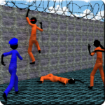 Stickman Prison Escape Story APK MOD Unlimited Money 2.1 for android