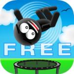 Stickman Trampoline FREE Backflip Jump Flip Master APK MOD Unlimited Money 4.8.1 for android