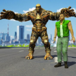 Stone giant sim Giant hero 2019 APK MOD Unlimited Money 1.4 for android