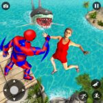 Superhero Police Speed HeroRescue Mission APK MOD Unlimited Money 1.14 for android