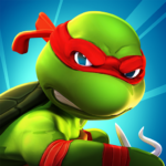 TMNT Mutant Madness APK MOD Unlimited Money 1.25.1 for android