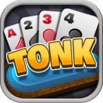 Tonk Online Multiplayer Card Game APK MOD Unlimited Money 1.10 for android