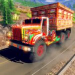Asian Truck Simulator 2019 Truck Driving Games APK MOD Unlimited Money 2.0.0200 for android