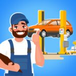 Car Fix Tycoon APK MOD Unlimited Money 1.2.1 for android