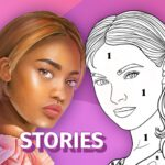 Color By Number Secrets – Coloring Book Stories APK MOD Unlimited Money 1.2.1 for android