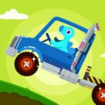 Dinosaur Truck – Car Games for kids APK MOD Unlimited Money 1.2.1 for android