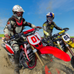 Dirt Track Racing 2020 Biker Race Championship APK MOD Unlimited Money 1.0.7 for android