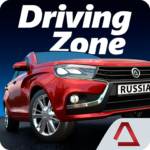 Driving Zone Russia APK MOD Unlimited Money 1.30 for android