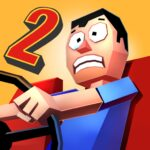 Faily Brakes 2 APK MOD Unlimited Money 4.8 for android