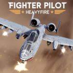Fighter Pilot HeavyFire APK MOD Unlimited Money 0.80.8 for android