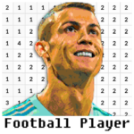 Football Player Coloring By Number – Pixel APK MOD Unlimited Money 8.0 for android