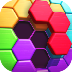 Hexa Puzzle Hero APK MOD Unlimited Money 1.73 for android