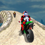 Hill Top Bike Racing APK MOD Unlimited Money 2.4 for android