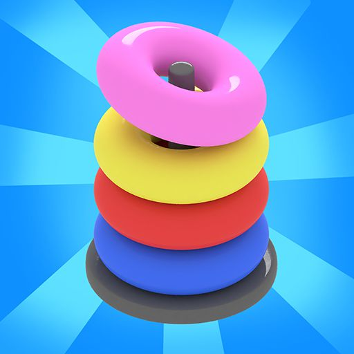 Hoop Stack 3D APK MOD Unlimited Money 1.1.2 for android