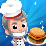 Idle Restaurant Tycoon – Build a restaurant empire APK MOD Unlimited Money 0.19.0 for android