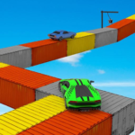 Impossible Car Stunt Game 2020 – Racing Car Games APK MOD Unlimited Money 25 for android