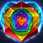 Magical Jewels of Kingdom Knights Match 3 Puzzle APK MOD Unlimited Money 1.1.4 for android