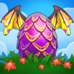 Merge World Above Dragon games APK MOD Unlimited Money 7.1.8042 for android