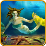 Mermaid simulator 3d game – Mermaid games 2020 APK MOD Unlimited Money 2.5 for android