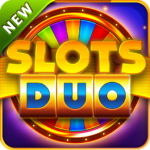 Slots Duo – Royal Casino Slot Machine Games Free APK (MOD, Unlimited Money) 1.54.2    for android