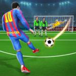 Soccer Kicks Strike Mini Flick Football Games 3D APK MOD Unlimited Money 3.5 for android