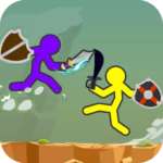 Stick Warriors – Battle Fight APK MOD Unlimited Money 1.2 for android