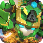 Superhero Fruit Robot Wars – Future Battles APK MOD Unlimited Money 2.4 for android