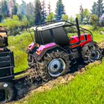Tractor Pull Farming Duty Game 2019 APK MOD Unlimited Money 1.0 for android