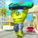 Unbelievable Superhero monster fighting games 2020 APK MOD Unlimited Money 1.1 for android
