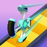Wheels Run 3D APK MOD Unlimited Money 1.2.8 for android